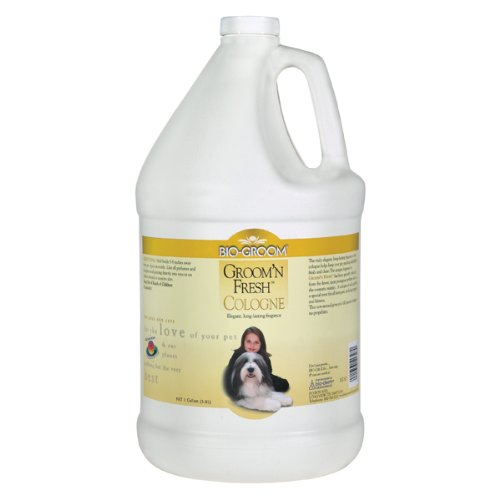Bio-Groom Groom'N Fresh Pet Cologne, 1-Gallon
