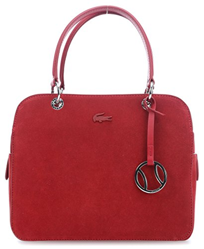Lacoste Off the Court Handtasche rot