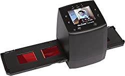 "Clearclick Film To Usb Converter 35mm Slide & Negative Scanner With 2.3"" Color Lcd, 2 Gb Memory Card, & Free Usa Tech Support"