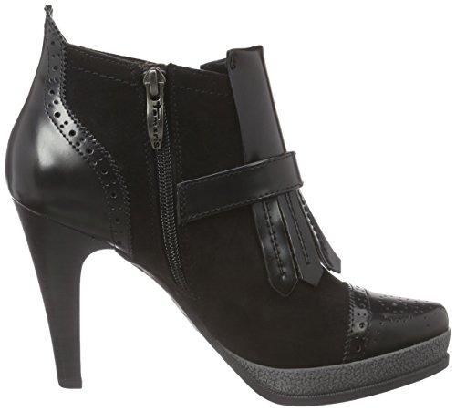 098 Femme Schwarz Tamaris Comb black Noir 25077 Bottes Rnnqg0