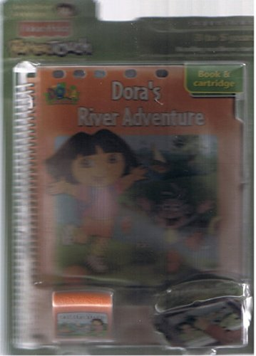 - Fisher-Price: PowerTouch Learning System - Dora's River Adventure - Book & Cartridge (Beginner Readers, 3 to 5 Years)