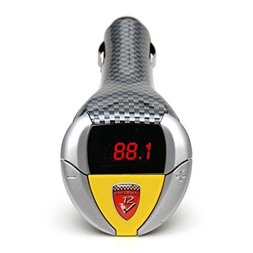 SoundRacer V12 Ferrari 512BB Engine Sound Effects - SRV12 ()