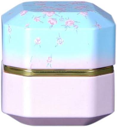 Yanhonin - Caja de té de Metal, Caja de Dulces con Forma de Diamante, Mini Caja de Almacenamiento: Amazon.es: Hogar