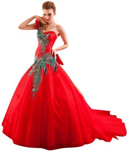 Passat - Vestido de novia - Mujer rojo rojo 52