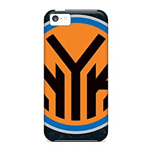 Iphone 5c Cover Case - Eco-friendly Packaging(new York Knicks)