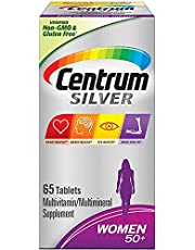 Centrum Silver Multivitamin for Women 50 Plus, Other, 100 Count