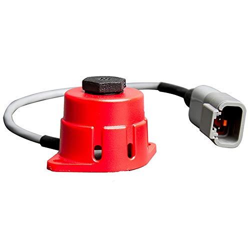 - Xintex Propane & Gasoline Sensor - Red Plastic Housing
