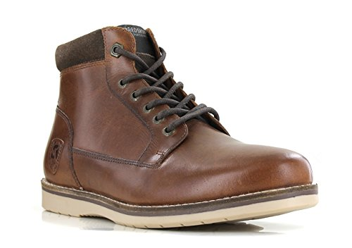 Babylone Redskins Men's Ankle Boots Marron WYYOqwr7d