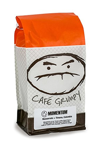 Whole Bean Coffee - Momentum Blend, 12oz Bag, Medium Roast, Drip, French Press, Pour Over, Cold Brew