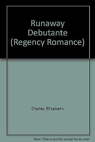 book cover of The Runaway Debutante