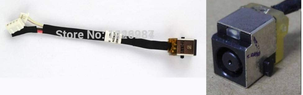 Computer Cables Yoton Wholesale Yoton New DC Power Jack Connector with Cable for HP 4430S 4431S Cable Length: Other