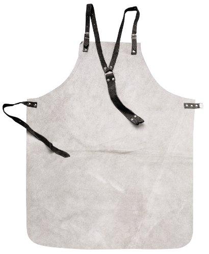 Einhell Grey Leather Welding Apron