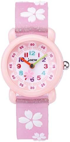 Waterproof 3D Cute Cartoon Time Teacher Wrist Watches for Kids- Best Gifts