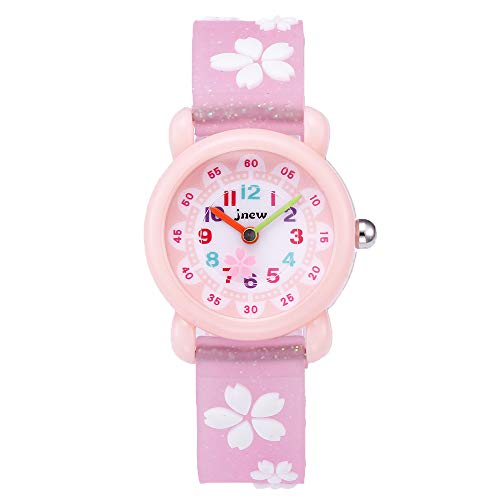 Toys Gifts for 3-12 Year Old Girls,Wrist Watch for Kids Toys for 3 4 5 6 7 8 Year Old Girls Age 4-13 Birthday Present