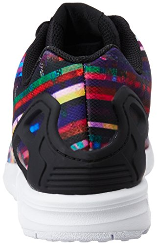 ZX Basses Noir Flux Adulte Noir Baskets Mixte adidas 7dOTwq7z