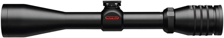 Redfield Revenge 3-9x42mm Dial-N-Shoot Riflescope, w 4 Plex Reticle,Matte Black 120461