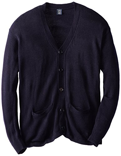 U.S. Polo Assn. Big Boys' Sweater (More Styles Available), Navy-FFKH, 10/12