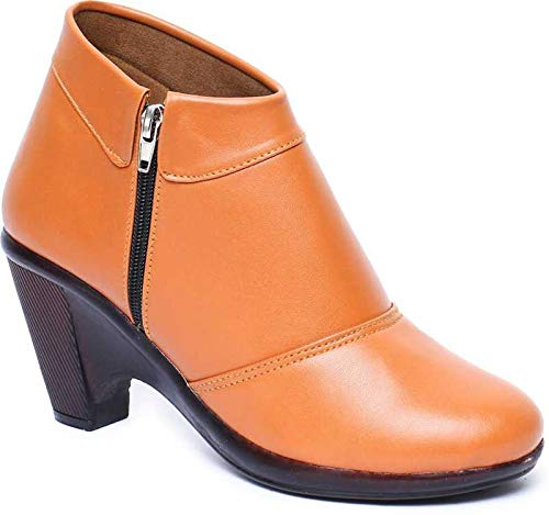 Brands Bucket Latest Fashion Women's Formal Boots Casual Outdoor Heel Shoes for Girls