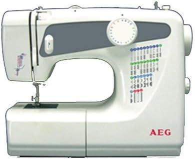 AEG 2703 - Máquina de Coser, 58 programas, 31 Puntadas: Amazon.es ...