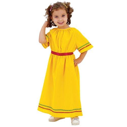 Multi-Ethnic Ceremonial Costume – Hispanic Girl