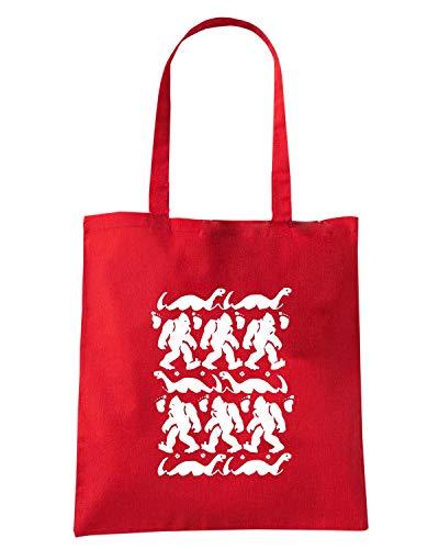 Sac Rouge Shirt Litri pour main femme rouge Speed à 11 RZ5wnq4x4