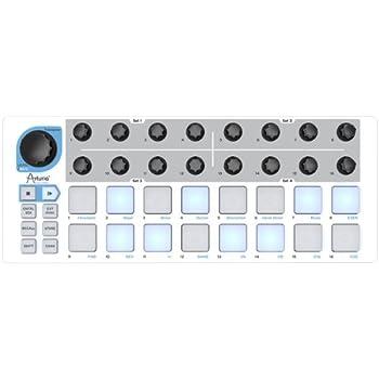 BEATSTEP Arturia MIDI controller & sequencer