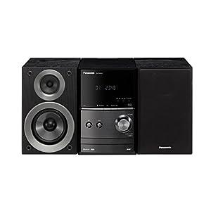 Panasonic SC-PM602EB-K Wireless Traditional Hi-Fi CD Micro System