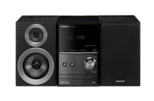Panasonic Bluetooth Micro Hi-FI System with FM/DAB Radio - Black