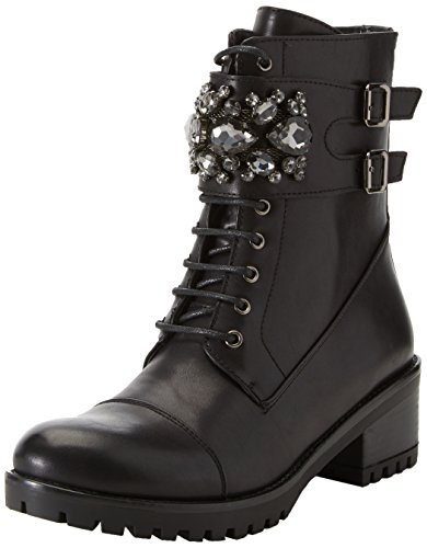 Black Nero k02 Women's CINTI Sy208h 001 Ankle Boots PHTn1qF