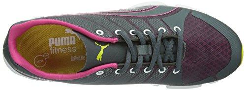 Puma Formlite Xt Ultra2 Ombre Wns - Zapatillas Mujer multicolor - Mehrfarbig (fuchsia purple-turbulence-fluro yellow 04)