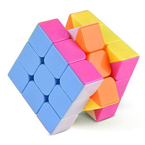 MoYu 3 x 3 Stickerless Cube Puzzle