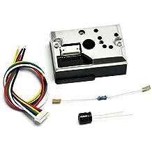 Gikfun GP2Y1010AU0F Optical Dust Sensor Kit with Cable for Arduino EK1365