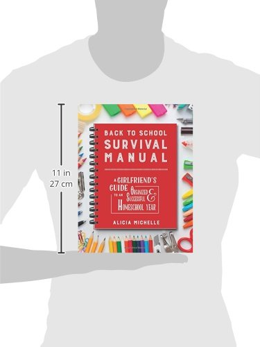 Amazon.com: Back to School Survival Manual: A Girlfriend's Guide ...