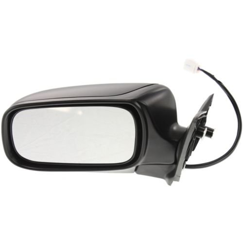 Partslink Number SU1320112 OE Replacement Subaru Impreza Driver Side Mirror Outside Rear View