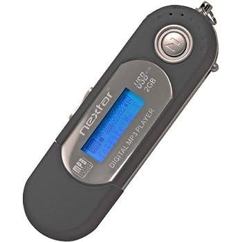 amazon com nextar black 1gb mp3 player with voice recording home rh amazon com Nextar MP3 Player Problems Nextar Digital MP3 Player Driver