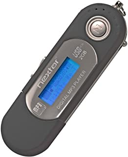 amazon com nextar black 1gb mp3 player with voice recording home rh amazon com Nextar Digital MP3 Player 1GB Digital MP3 Player Instructions