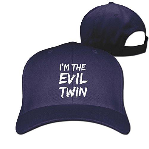I'm The EVIL Twin Unisex Dancing Hat & Cap (Twin Peaks Costumes)