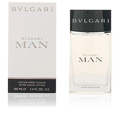 BVLGARI After Shave Lotion for Men, 3.4 Ounce