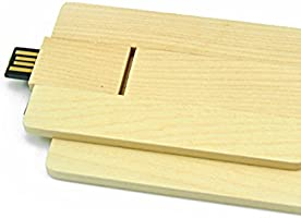 FEBNISCTE 32GB USB 2.0 Pendrive Regalo Tarjeta de Crédito de ...