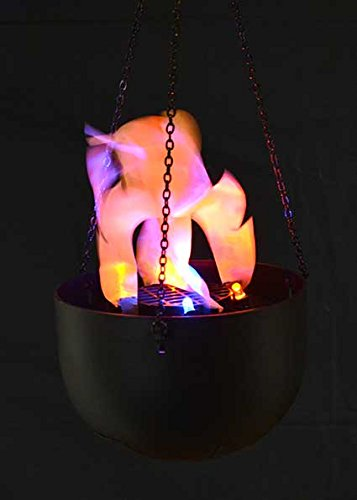 Flame Light Burning Torch 4 In 1 Battery Operated Fake