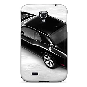 Excellent Design Dodge Challenger Phone Case For Galaxy S4 Premium Tpu Case
