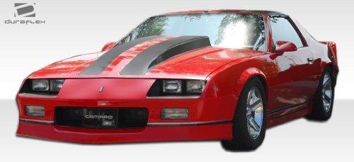 1982-1992 Chevrolet Camaro Duraflex Iroc-Z Look Kit - Includes Iroc-Z Look Front bumper (106448) Iroc-Z Sideskirts (106449) Iroc-Z Rear bumper (106450) - Duraflex Body ()