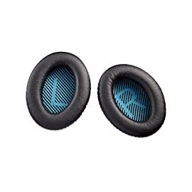Bose 720876-0010 QuietComfort 25 Headphones Ear Cushion Kit 84 Exact replacement ear cushions for Bose QuietComfort 25 headphones Easy to install Form a snug acoustic seal for an extra level of quiet
