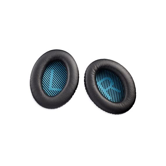 Bose 720876-0010 QuietComfort 25 Headphones Ear Cushion Kit 1 Exact replacement ear cushions for Bose QuietComfort 25 headphones Easy to install Form a snug acoustic seal for an extra level of quiet