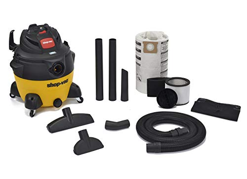 Shop-Vac 16 gallon 6.5 Peak Hp Wet/Dry Vacuum (8251603)