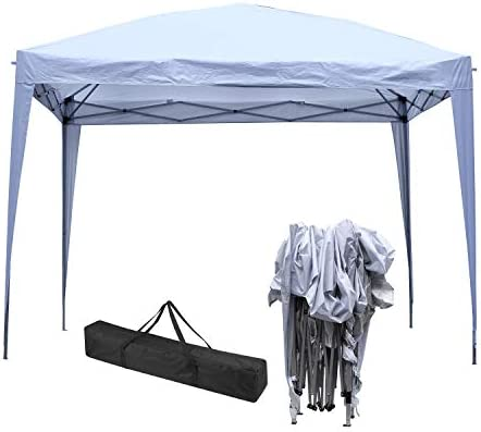 DOIT 10 x 10 ft Pop Up Canopy Tent Gazebo