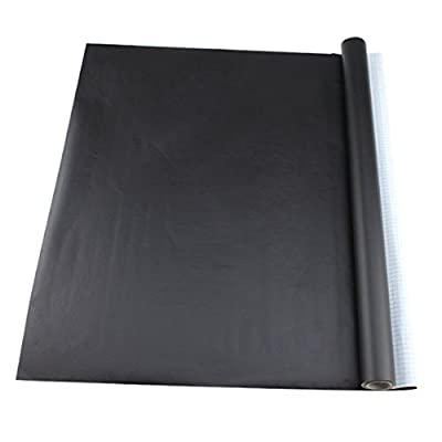IMAGE® Removable Decorative Blackboard Chalkboard Wall Paper Sticker Decal 200 x 45cm