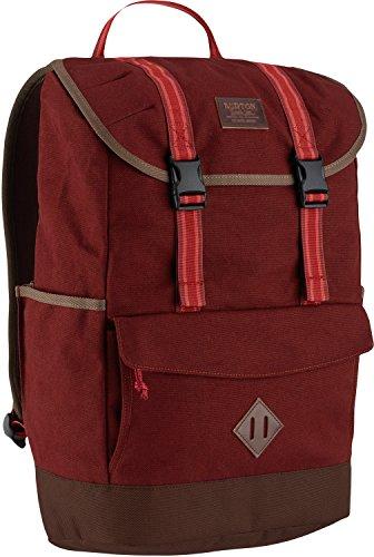 (Burton Outing Backpack, Fired Brick Rip Cordura)