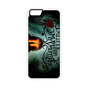 Bullet For My Valentine Iphone 6 4.7 Inch Cell Phone Case White DAVID-342228