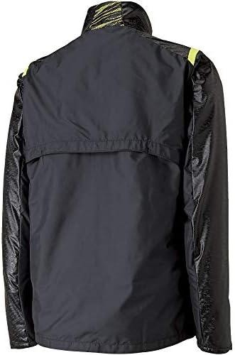 [ミズノ] 陸上ウェア ウィンドブレーカーシャツ U2ME8505 メンズ